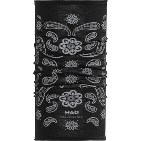 HAD Merino Tube Scarf india paisley black